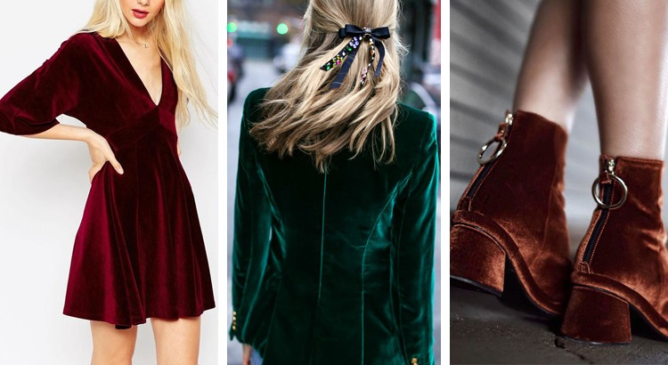 Velvet underground: 4 tips on how to wear it this winter